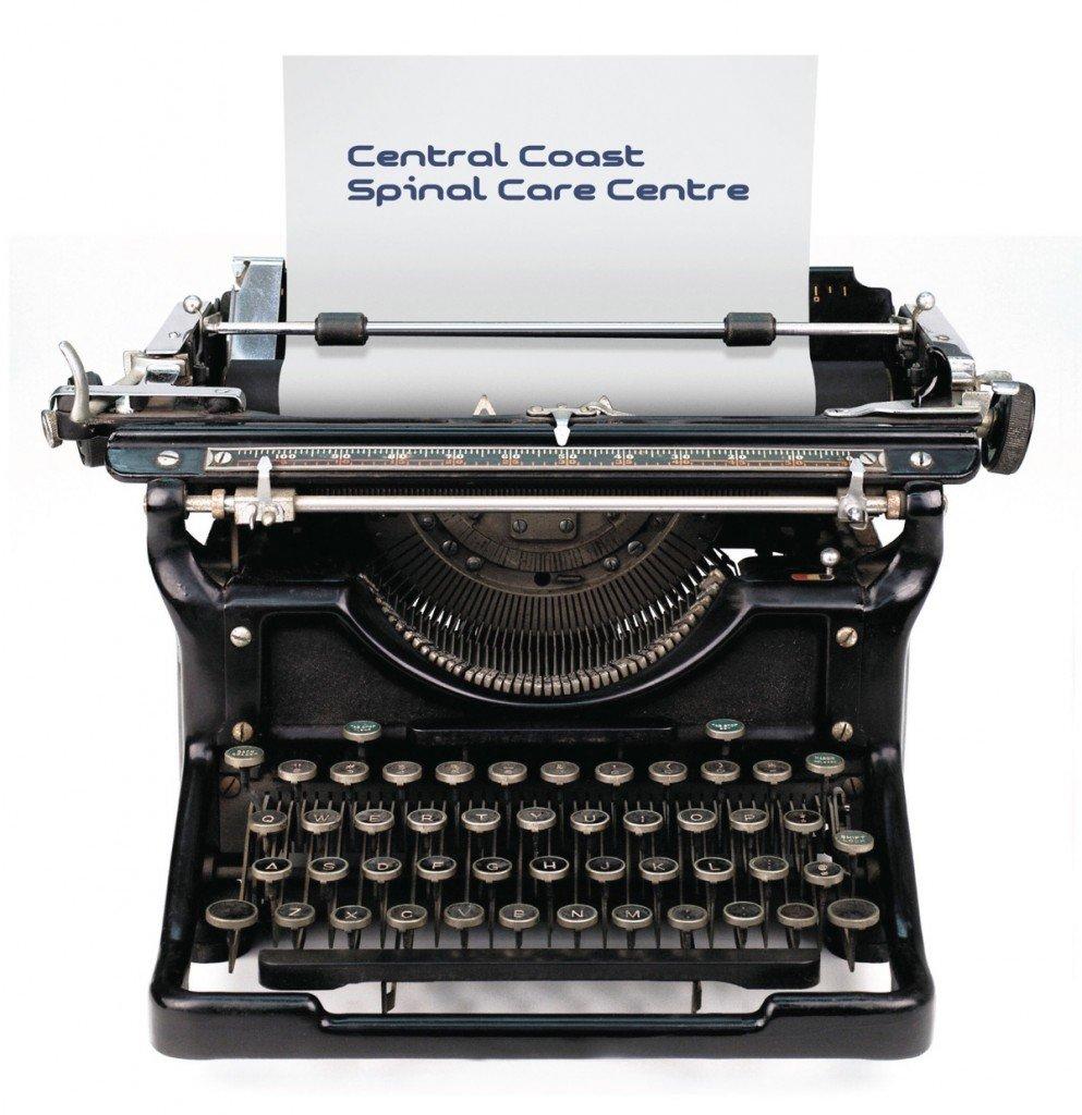 CCSCC-Typewriter
