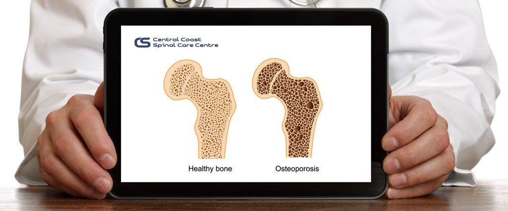how to build bone density