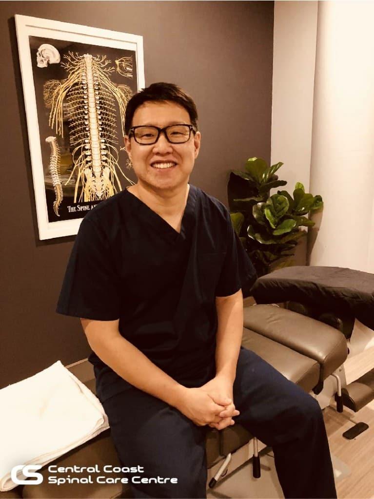 Dr Dennis Jang B.Ch.Sc., B.Hlth.Sc. (TCM), M.Chir.