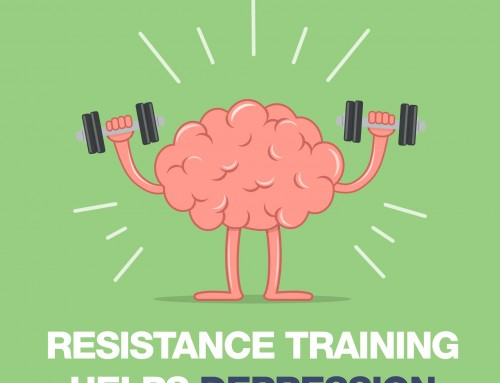 Resistance Exercise Cuts Depressive Symptoms