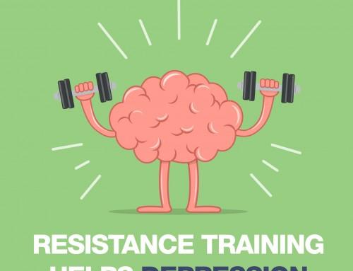 Resistance Exercise Cuts Depressive Symptoms