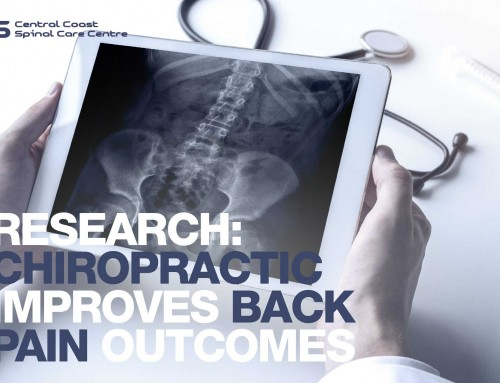 New Research: Chiropractic Care Improves Usual Management for Low Back Pain