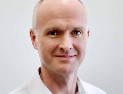 Welcome Dr Rory McKnight – Chiropractor